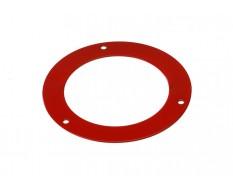 Konterplatte für  Absaugstutzen Kabine 0007/C und 1314