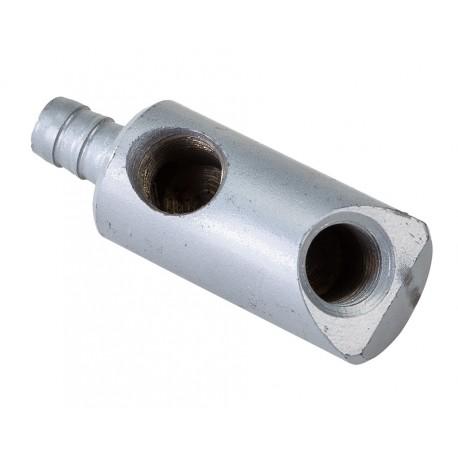 Luft / Strahlmittel Dosierventil für mobiles Geräte PP-T 0009 und 0010.