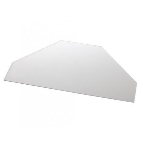 Plexiglas für Deckel der Kabine PP-T 0153