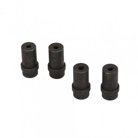 Düsensatz aus Stahl 5 mm - 4 Stück für Strahlpistole - Strahldüsen Set 4 Stk. aus Stahl