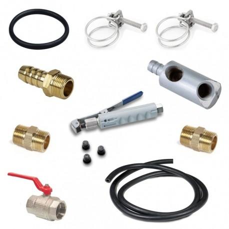 Ersatzteil Set type 5 für Strahlkessel PP-T 0009 und 0010 - Sandstrahlkessel Zubehör Set